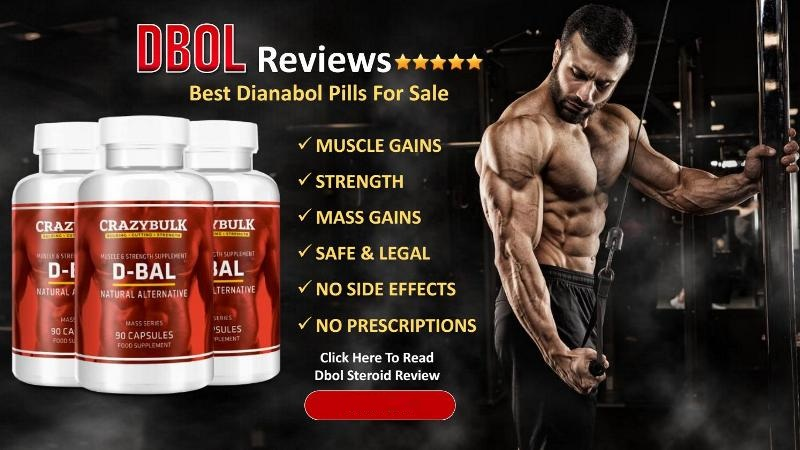Know More About the Safe Dianabol Pills: Body Building Supplement