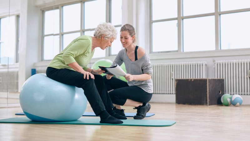 Why Exercises are Good for Older Adults?